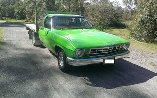1976 Holden HOLDEN Review