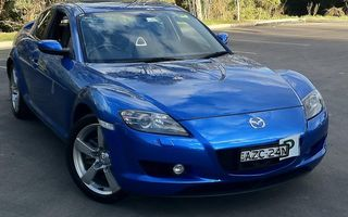 2006 Mazda RX-8 Review