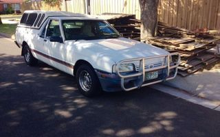 1987 Ford Falcon Review