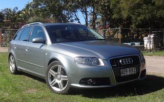 2007 Audi A4 Review
