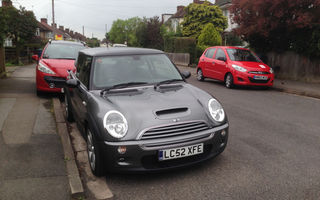2002 Mini Cooper Review