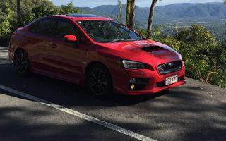 2014 Subaru WRX Review