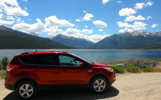 2014 Ford Kuga Review