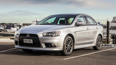 2015 Mitsubishi Lancer ES Sport Review