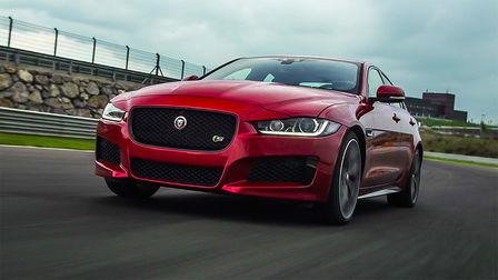 2015 Jaguar XE Review : Track Test