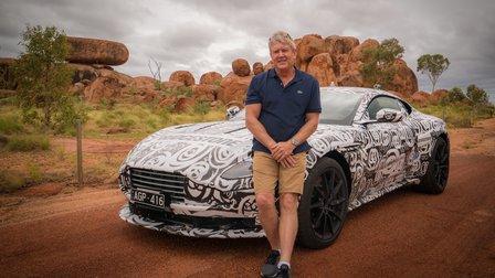 2017 Aston Martin DB11 : Alice Springs to Mount Isa