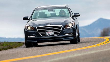 Unique 2016 Hyundai Genesis 50 V8 Ultimate Review
