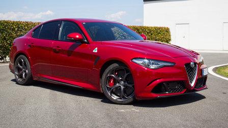 2016 Alfa Romeo Giulia Quadrifoglio Review