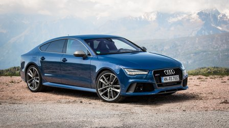 2016 Audi RS7 Performance Review