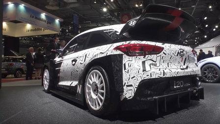 2017 Hyundai i20 World Rally Championship car (WRC) Walk Around - 2016 Paris Motor Show