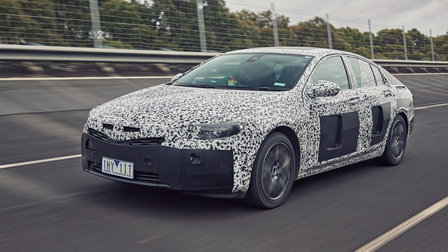 2018 Holden Commodore First Look Review