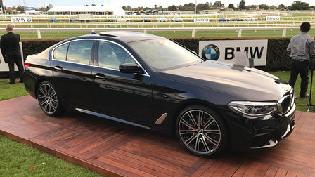2017 BMW 5 Series First Look Review