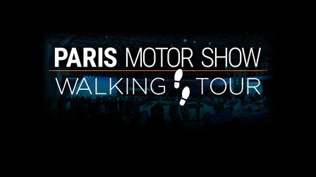 2016 Paris Motor Show Walkaround