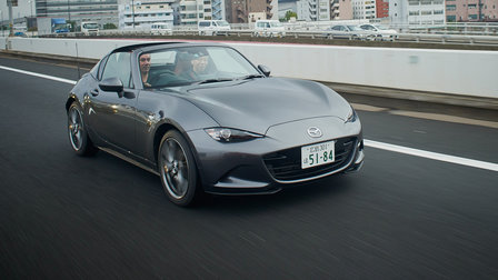 2017 Mazda MX-5 RF Launch Review