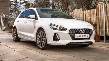 2017 Hyundai i30 review