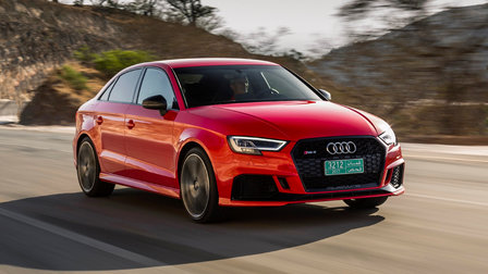 2017 Audi RS3 review