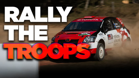 2017 Rally Australia preview - Harry Bates hot lap