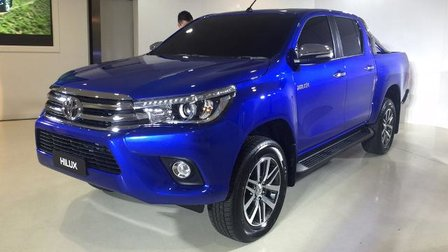 Simple Toyota HiLux Videos