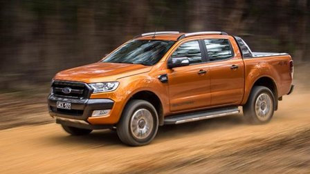 Ford Ranger Wildtrack Review