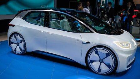 2020 Volkswagen ID Concept - 2016 Paris Motor Show