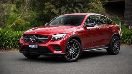 2017 Mercedes-Benz GLC review