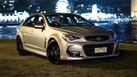 2016 Holden Commodore SS-V Redline night review