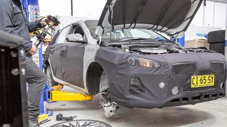 Hyundai Australia suspension tuning: Behind-the-scenes with the new i30