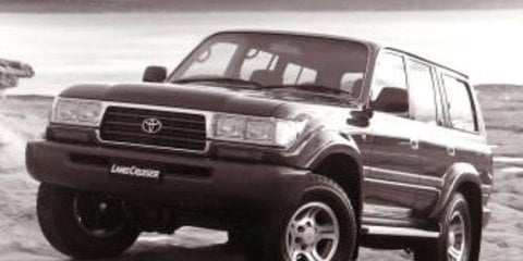 1997 Toyota Landcruiser Gxl 40th Ann Le (4x4) Review Review