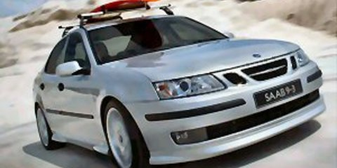 2004 Saab 9-3 Aero 2.0t Review
