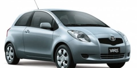 2005 Toyota Yaris Yr Review