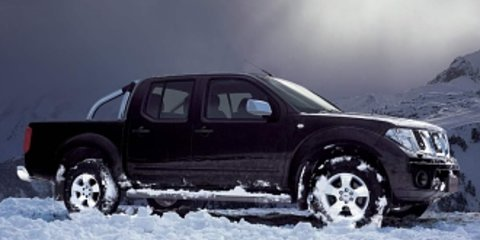 2007 NISSAN NAVARA ST-X Review