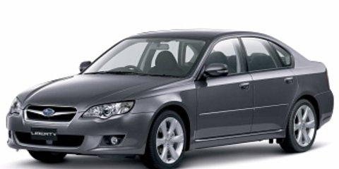 2007 Subaru Liberty 2.0R Review Review