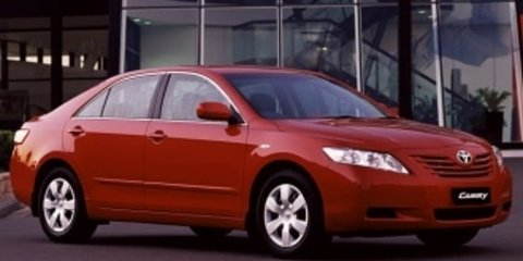 2009 toyota camry altise review caradvice. Black Bedroom Furniture Sets. Home Design Ideas