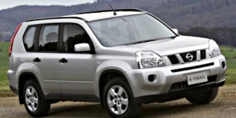2009 Nissan X-Trail ST Review