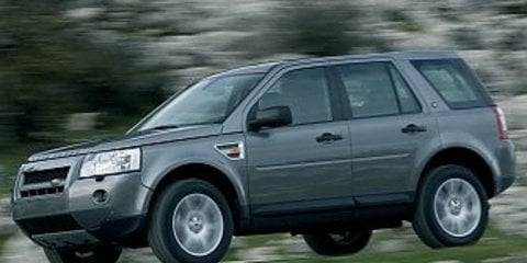 2008 Land Rover Freelander 2 Se Td4 Review Review
