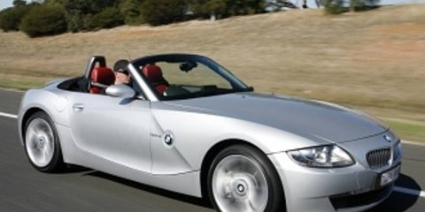 2009 bmw z4 review. Black Bedroom Furniture Sets. Home Design Ideas