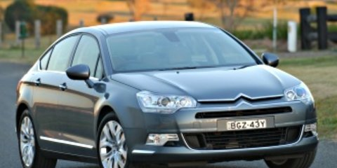 2008 Citroen C5 2.0 HDi Exclusive Review