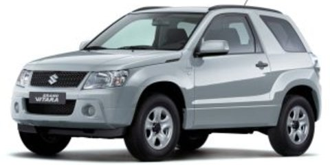 2011 Suzuki Grand Vitara (4x4) Review