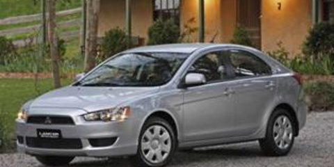 2009 Mitsubishi Lancer Es Sportback Review
