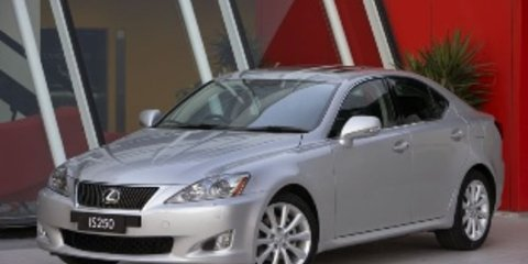 2008 Lexus IS250 Prestige Review Review