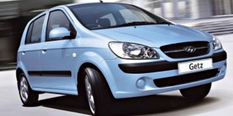 2010 HYUNDAI GETZ SX Review