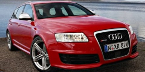 2010 Audi Rs6 Avant Review Review