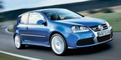 2009 Volkswagen Golf R32 Review Review