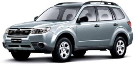 2010 Subaru Forester X Review