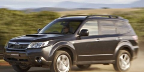 2010 Subaru Forester XT Premium Review