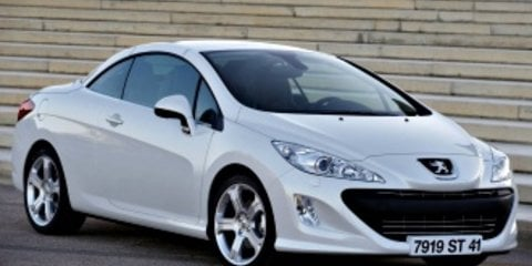 2010 Peugeot 308 CC Review Review