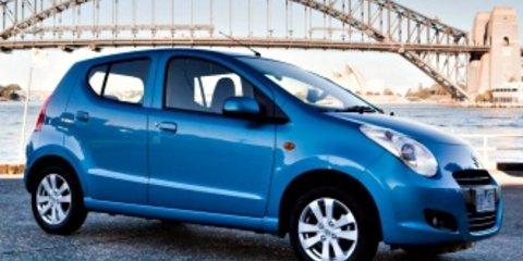 2010 Suzuki Alto GL Review