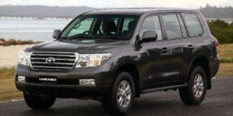 2010 Toyota Landcruiser Vx Review