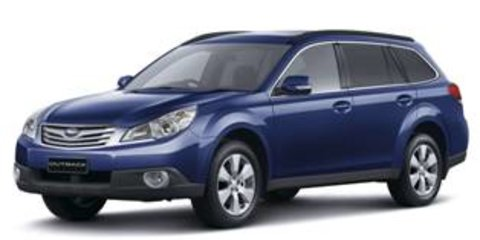 2010 SUBARU OUTBACK 2.5i PREMIUM Review