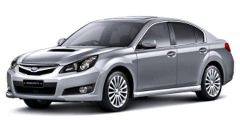 2010 Subaru Liberty 2.5i GT Premium Review Review